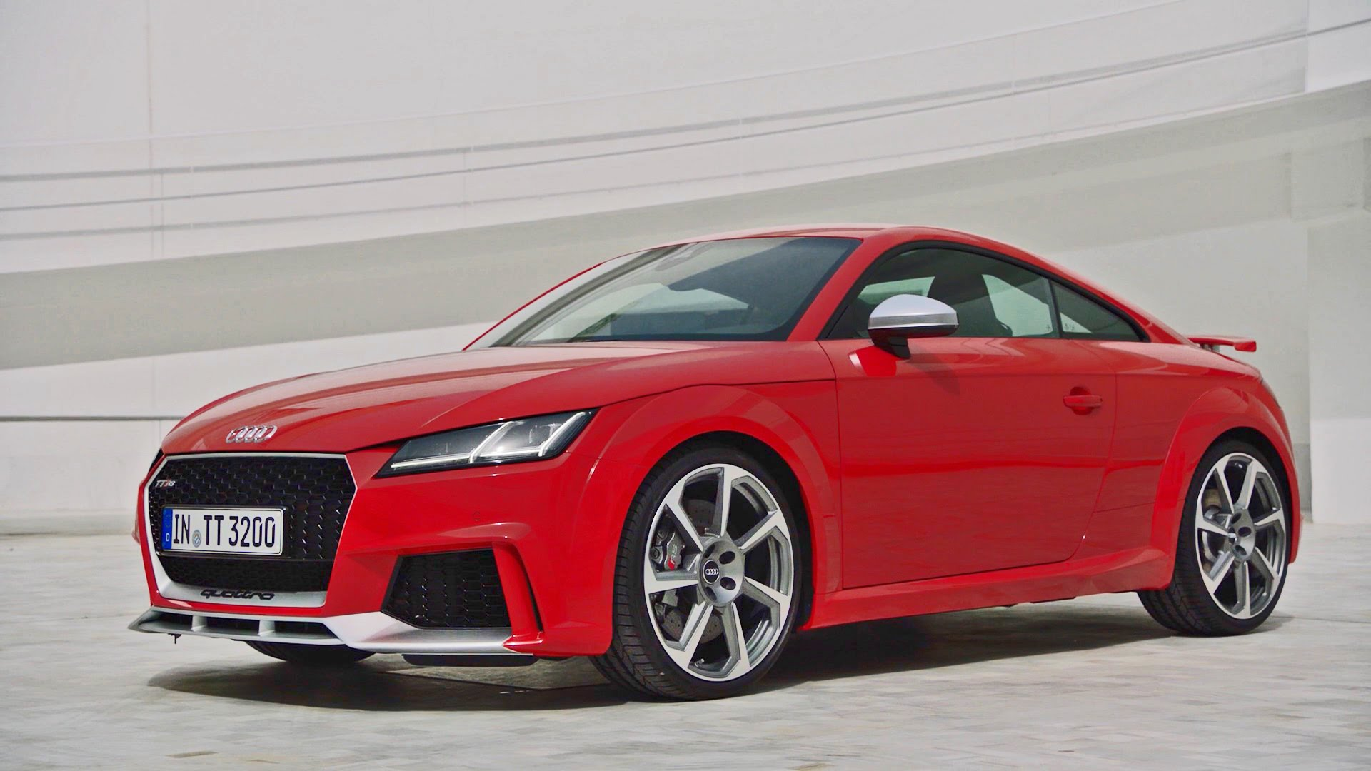 Audi TT RS III (8S) 2016 - now Coupe #1