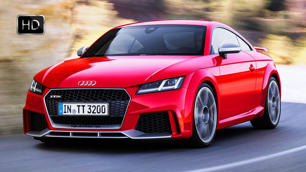 Audi TT RS III (8S) 2016 - now Coupe #2