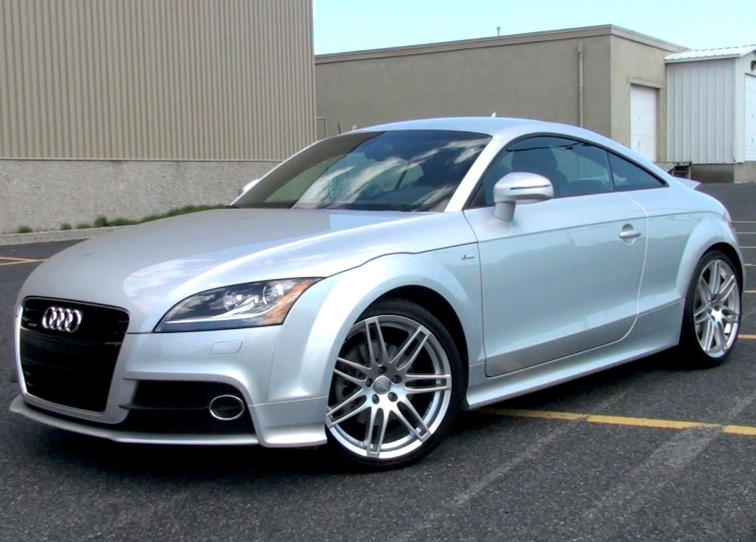 Audi TTS II (8J) 2008 - 2010 Coupe #5