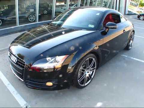 Audi TTS II (8J) 2008 - 2010 Coupe #1