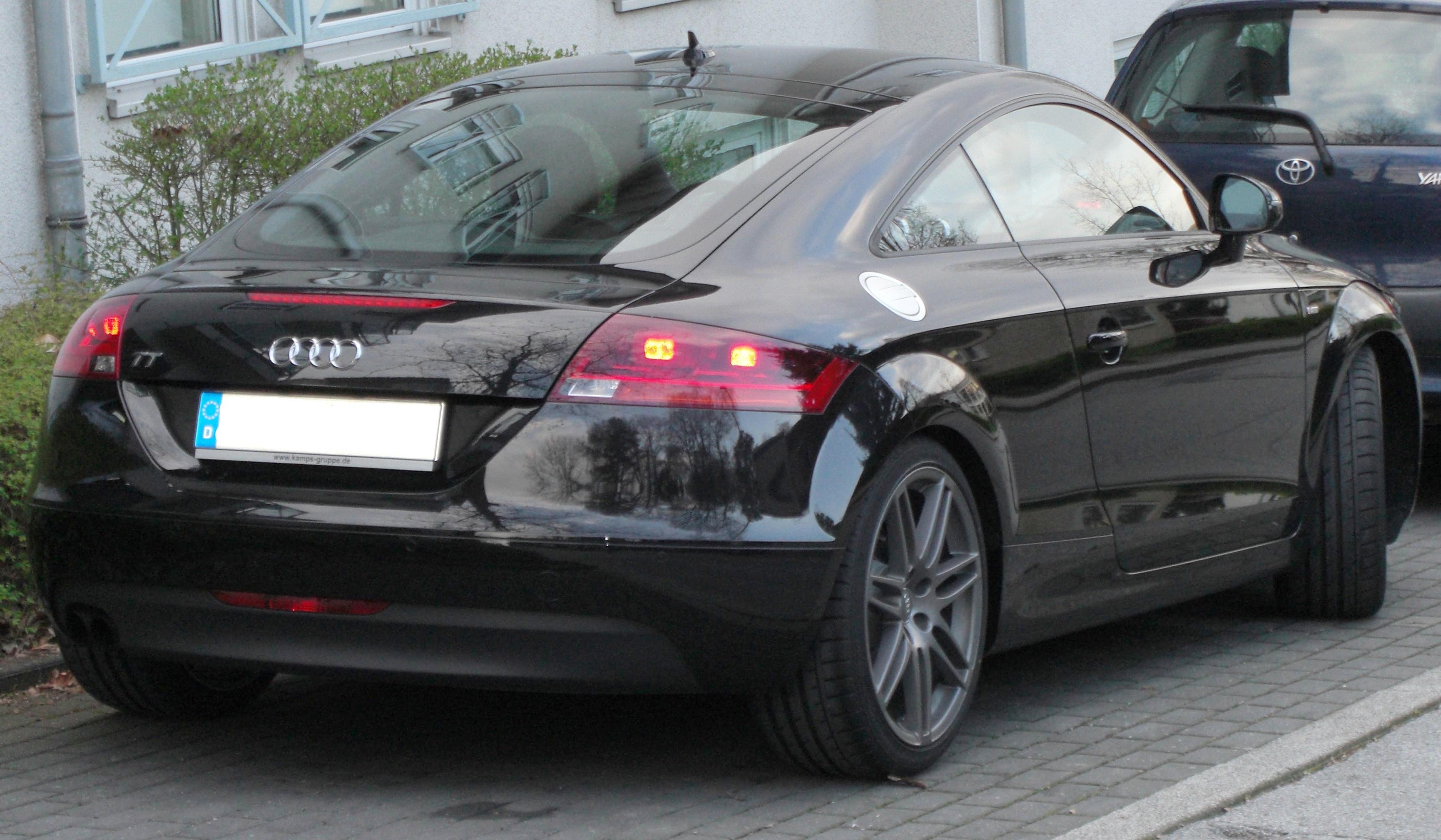 Audi TTS II (8J) 2008 - 2010 Coupe #2