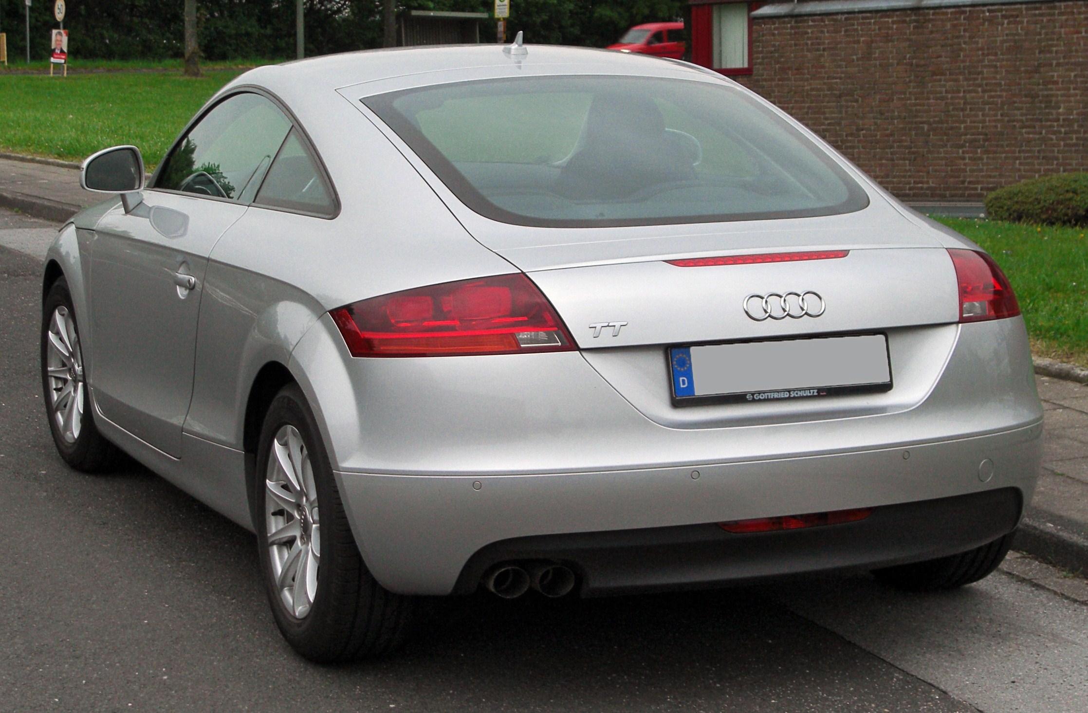 Audi TTS II (8J) 2008 - 2010 Coupe #4
