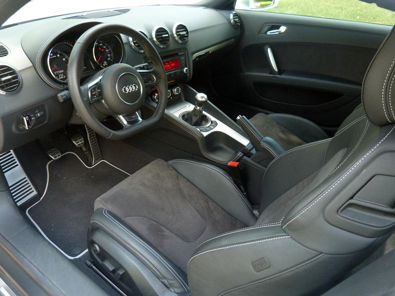 Audi TTS II (8J) 2008 - 2010 Roadster #7