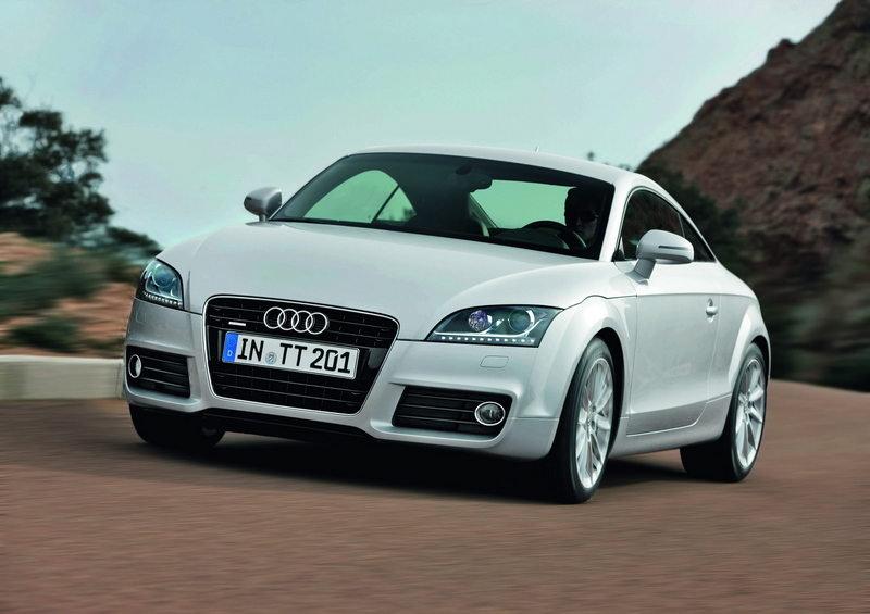 Audi TTS II (8J) Restyling 2010 - 2014 Coupe #1