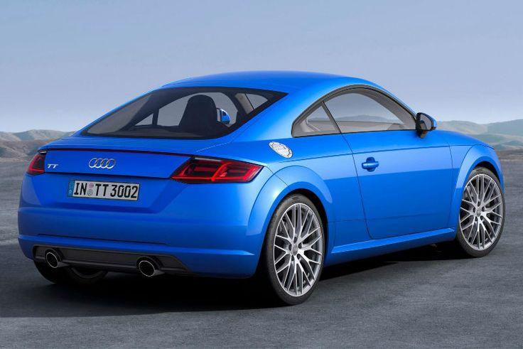 Audi TTS II (8J) Restyling 2010 - 2014 Coupe #6