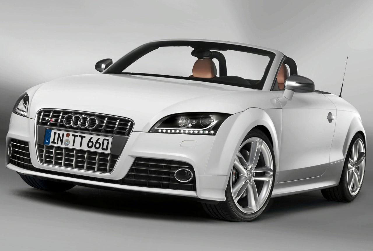 Audi TTS II (8J) Restyling 2010 - 2014 Roadster #3