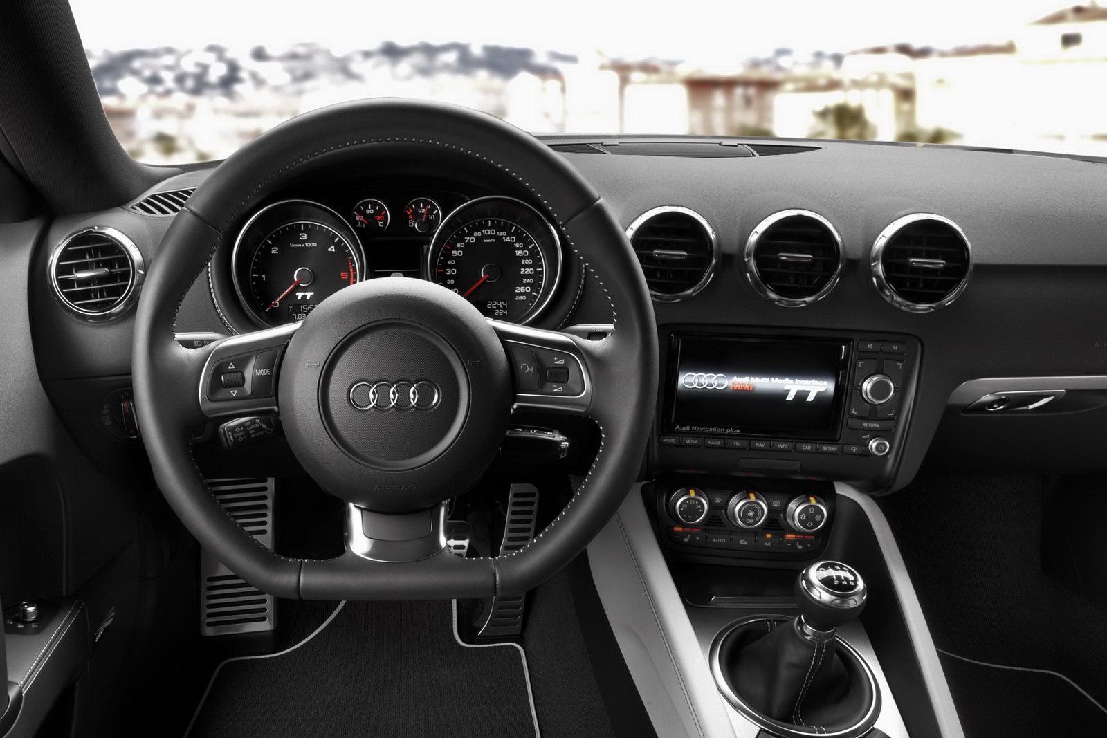 Audi TTS II (8J) Restyling 2010 - 2014 Roadster #2