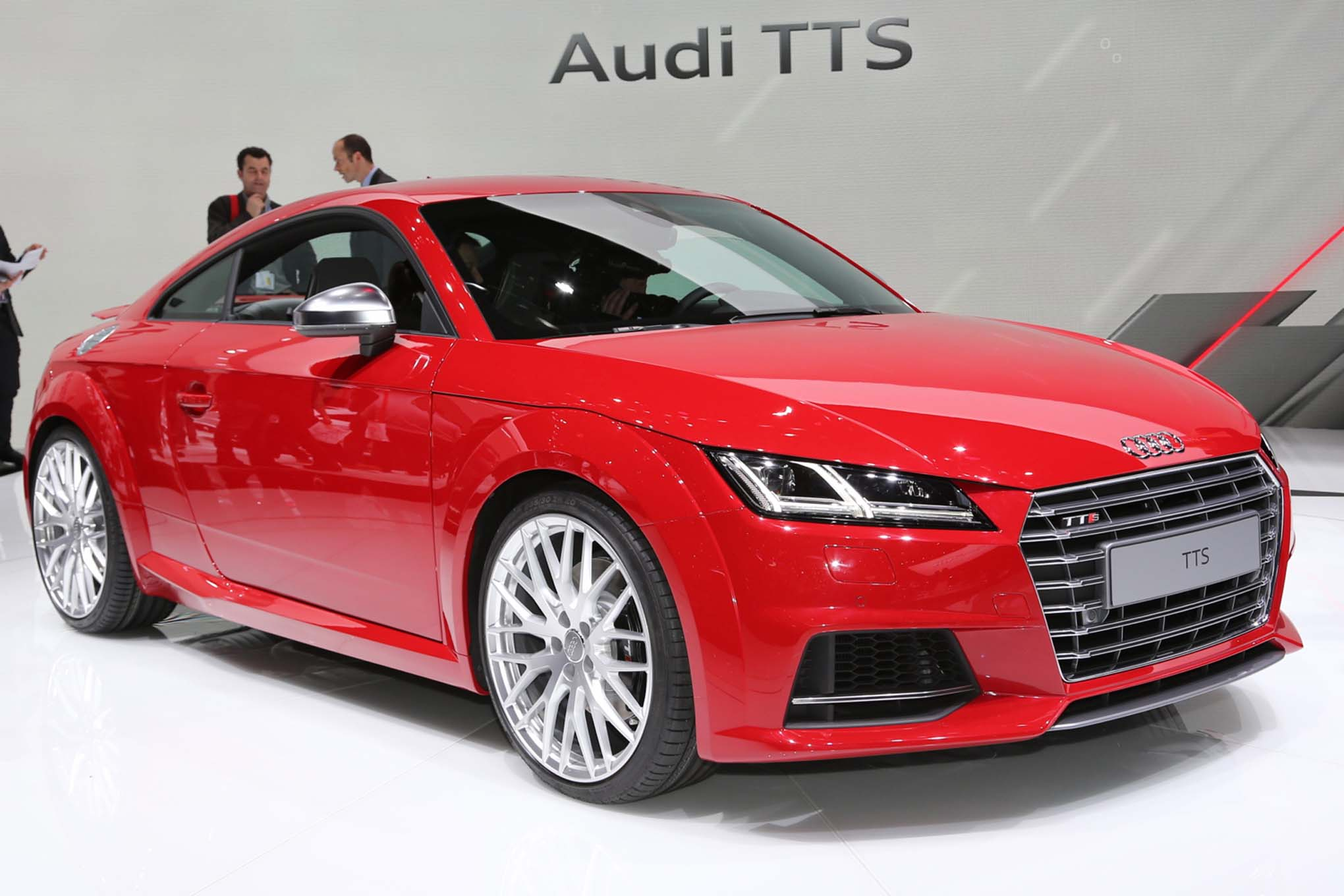 Audi TTS III (8S) 2014 - now Coupe #5