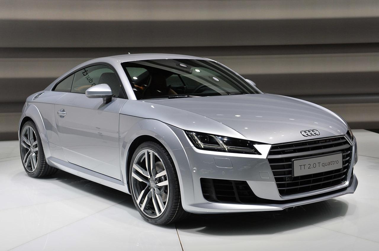 Audi TTS III (8S) 2014 - now Roadster #3