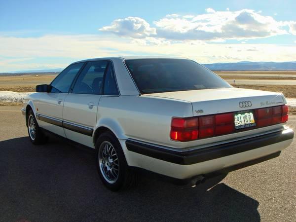 Audi V8 1988 - 1994 Sedan #5