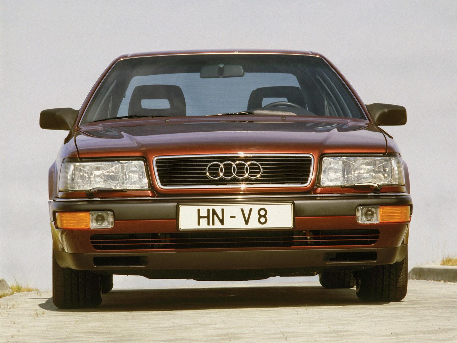 Audi V8 1988 - 1994 Sedan #6