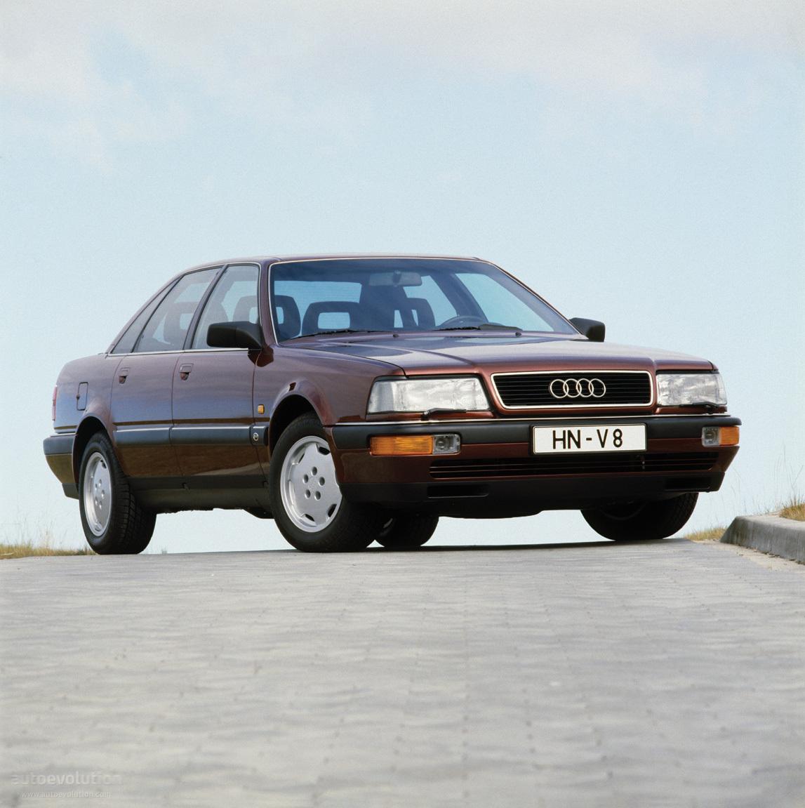 Audi V8 1988 - 1994 Sedan #3