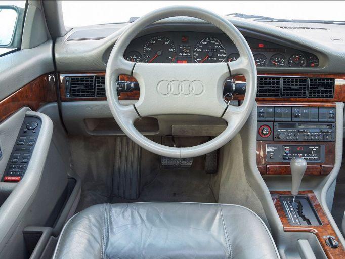 Audi V8 1988 - 1994 Sedan #1
