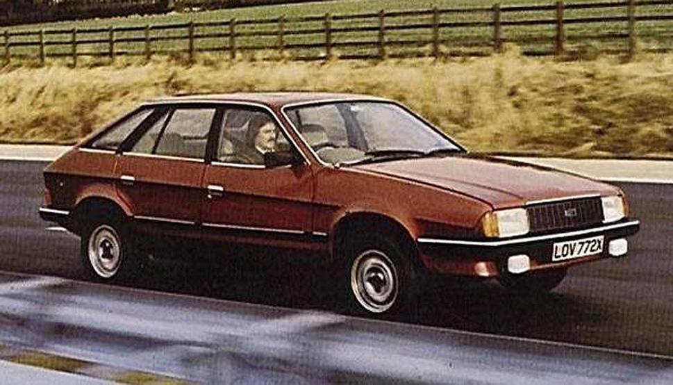 Austin Ambassador 1982 - 1984 Hatchback 5 door #4