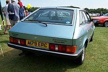 Austin Ambassador 1982 - 1984 Hatchback 5 door #1