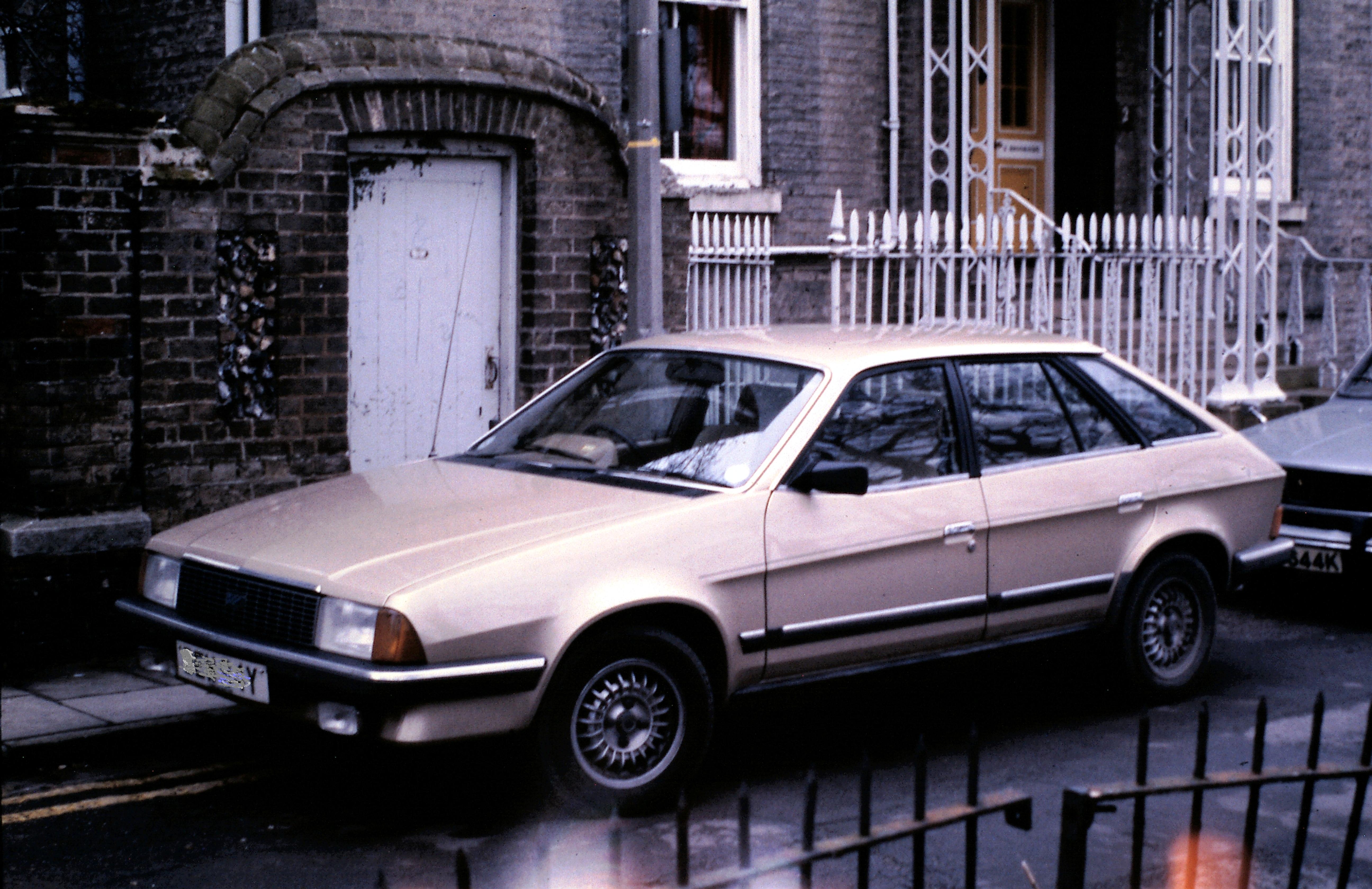Austin Ambassador 1982 - 1984 Hatchback 5 door #3