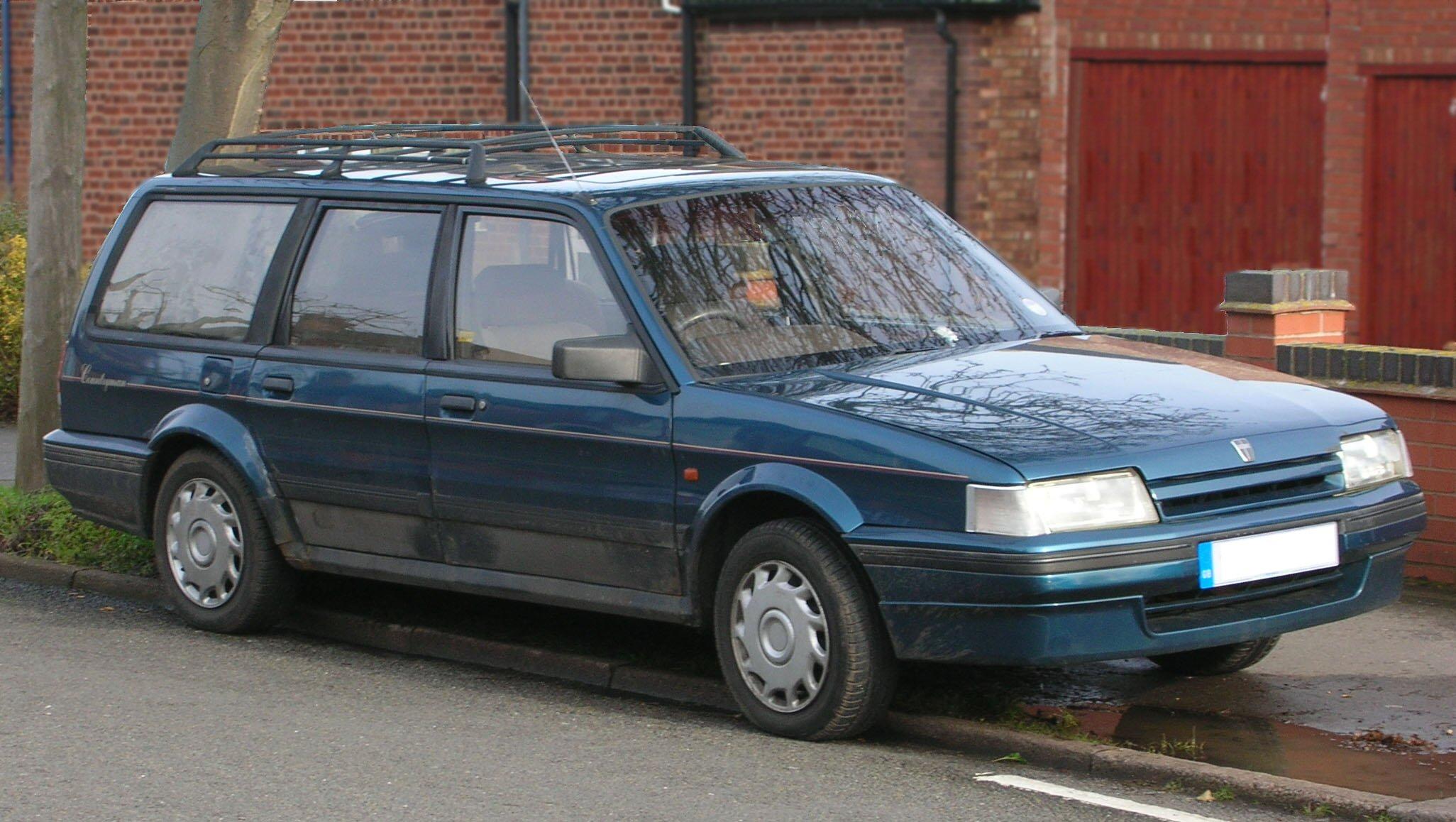 Austin Montego 1984 - 1994 Station wagon 5 door #5