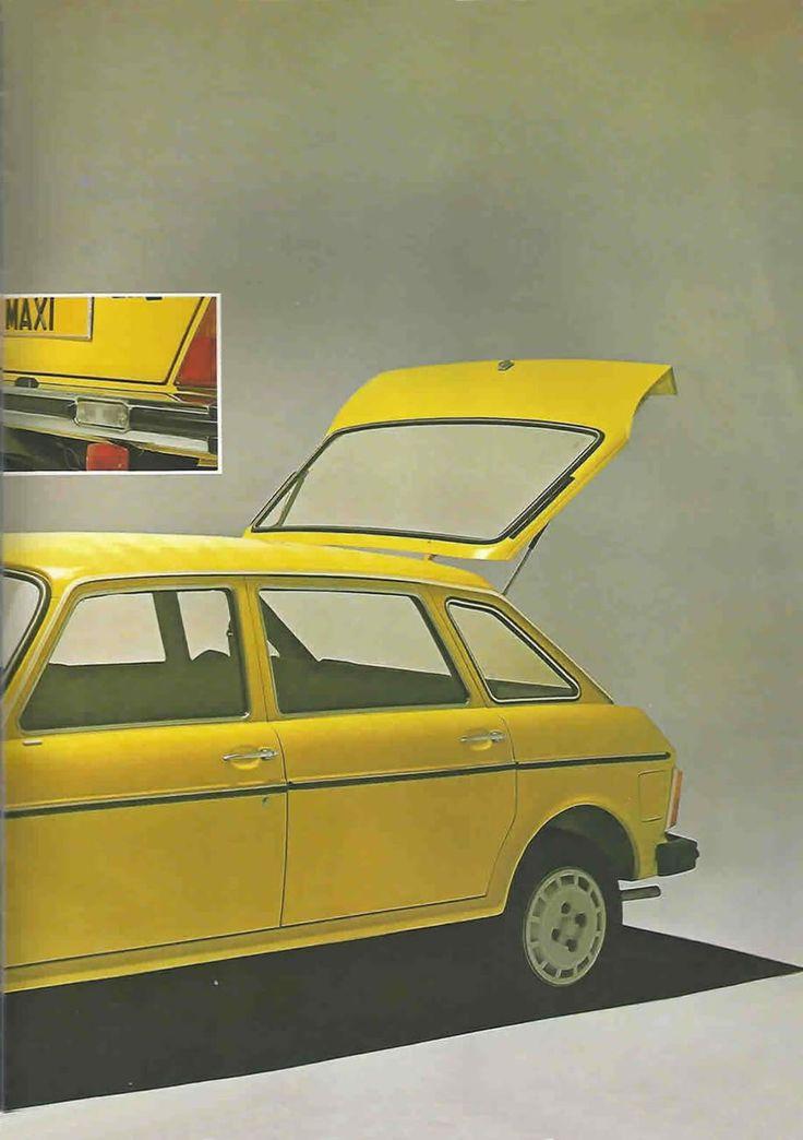 Austin Maxi II 1980 - 1982 Hatchback 5 door #2