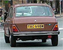 Austin Maxi II 1980 - 1982 Hatchback 5 door #1