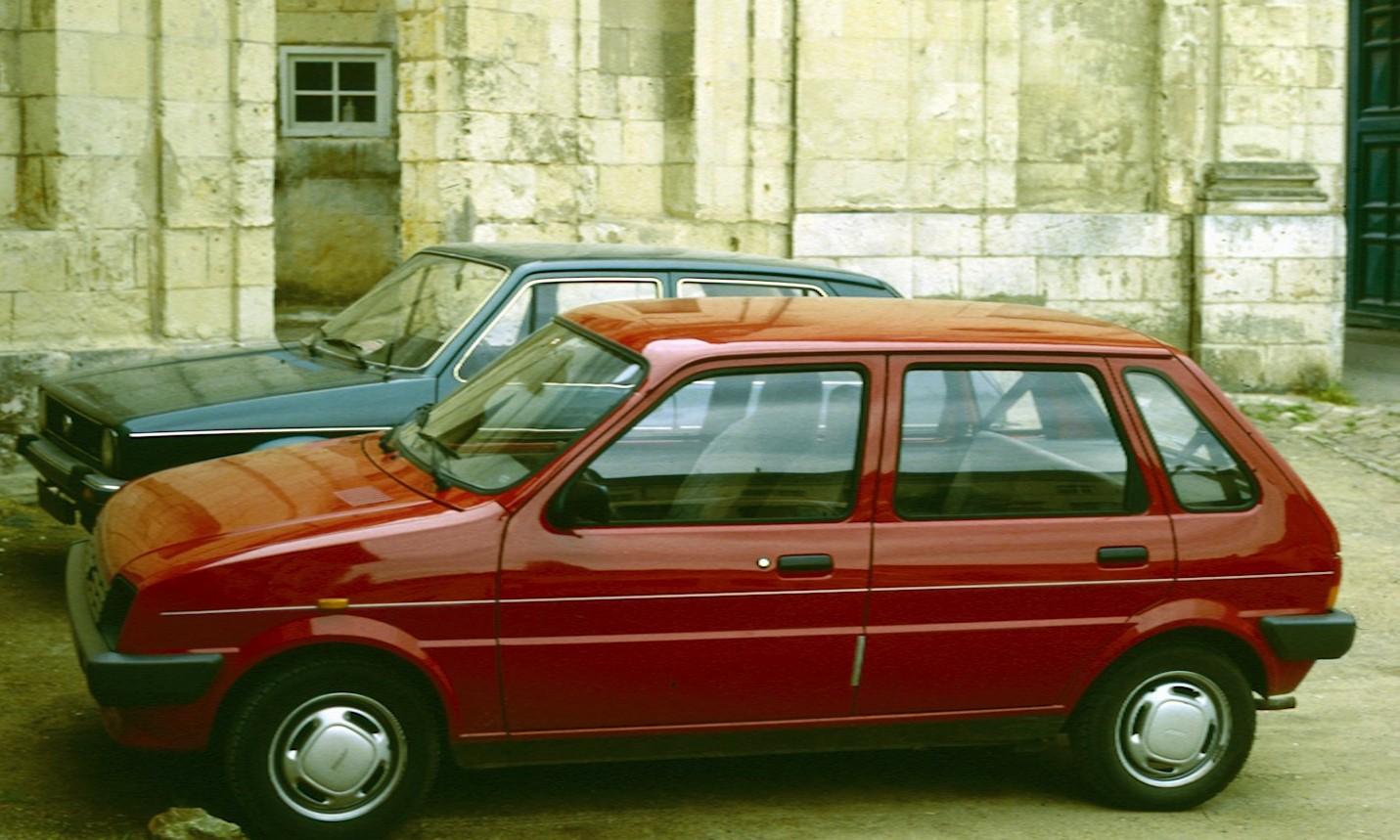 Austin Metro 1980 - 1990 Hatchback 5 door #6