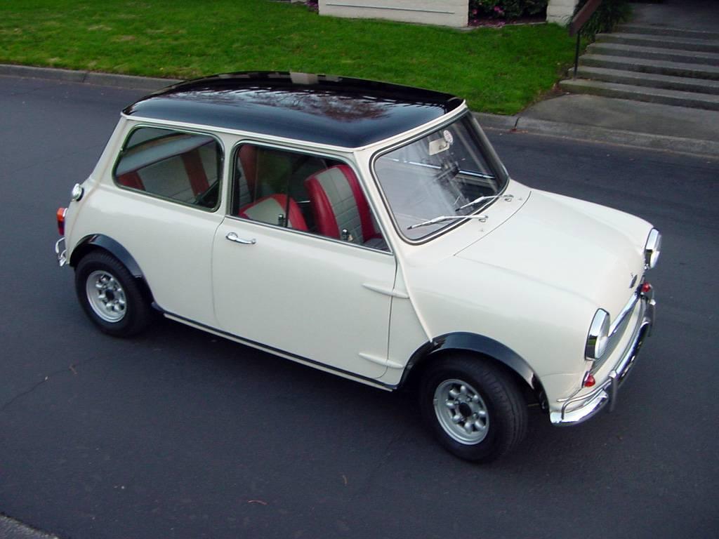 Austin Mini 1967 - 1993 Sedan 2 door #7