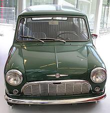 Austin Mini 1967 - 1993 Sedan 2 door #8