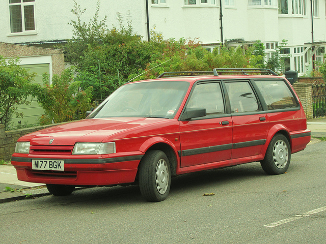 Austin Montego 1984 - 1994 Station wagon 5 door #1