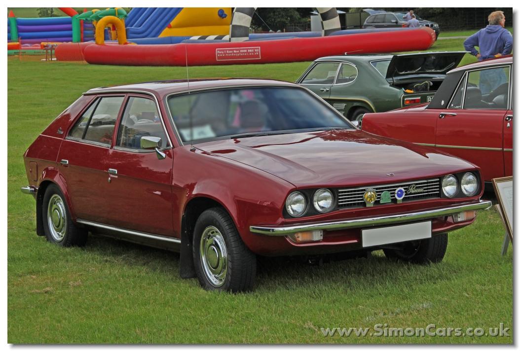 Austin Princess II 1978 - 1982 Hatchback 5 door #4