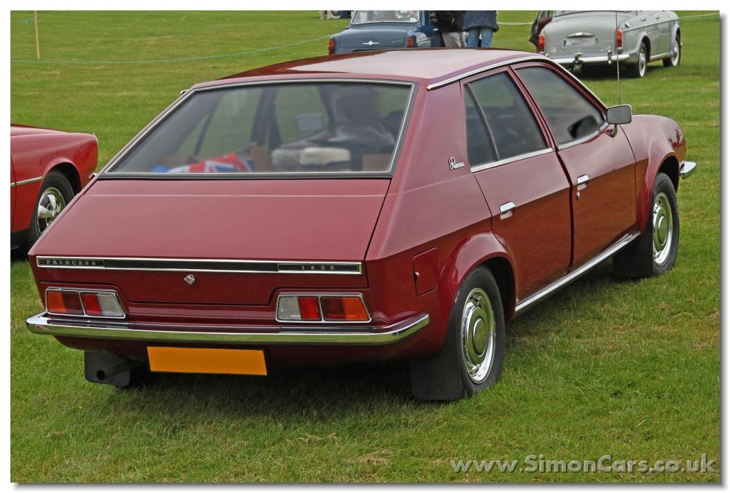 Austin Princess II 1978 - 1982 Hatchback 5 door #5