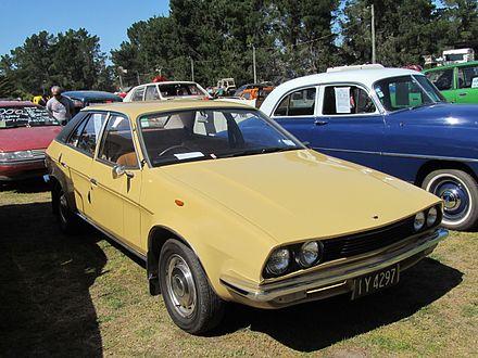 Austin Princess II 1978 - 1982 Hatchback 5 door #2