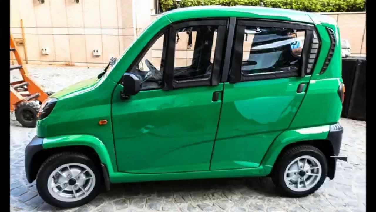 Bajaj Qute I 2016 - now Hatchback 4 door #8