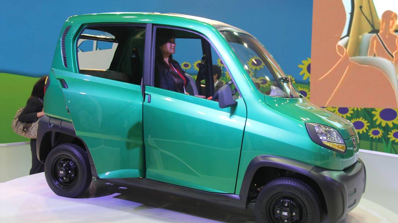 Bajaj Qute I 2016 - now Hatchback 4 door #7