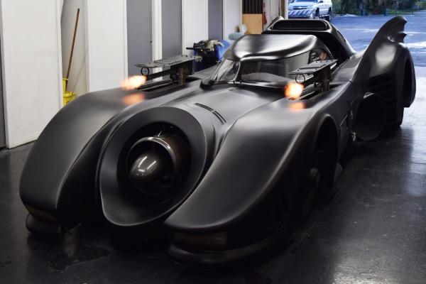 Batmobile 1989 I 1989 - 1992 Speedster #5