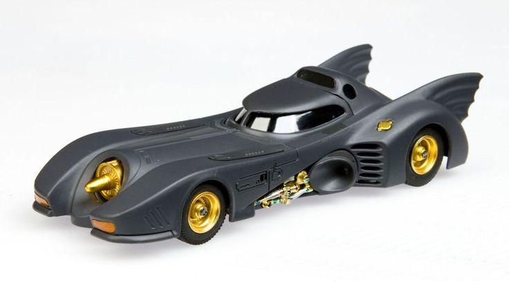 Batmobile 1989 I 1989 - 1992 Speedster #6