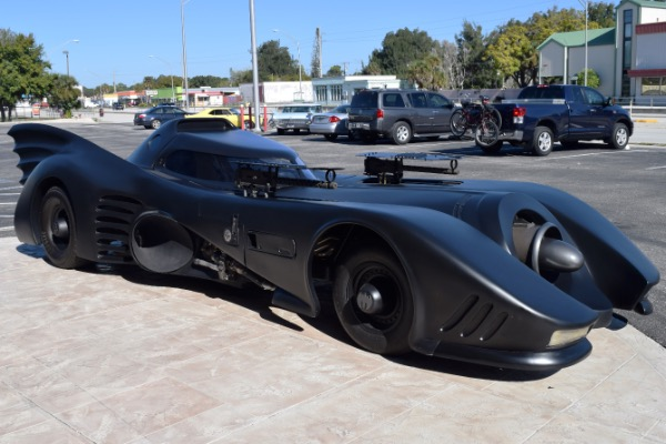 Batmobile 1989 I 1989 - 1992 Speedster #1