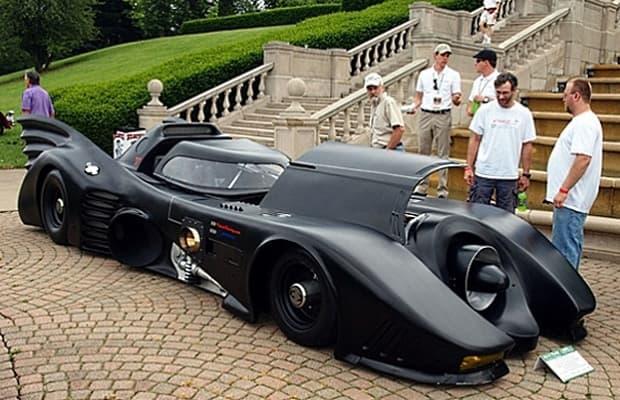 Batmobile 1989 I 1989 - 1992 Speedster #2