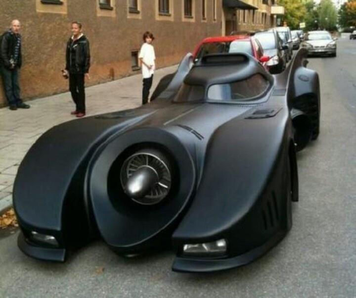 Batmobile 1989 I 1989 - 1992 Speedster #7