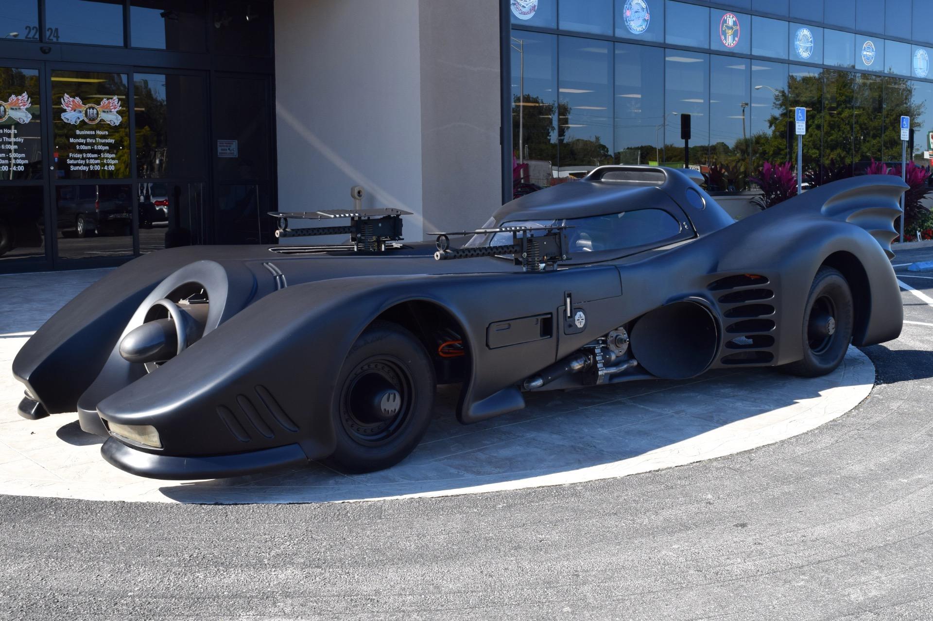 Batmobile 1989 I 1989 - 1992 Speedster #4