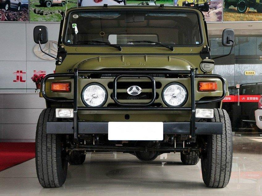 Beijing BJ212 1964 - 1987 SUV #1