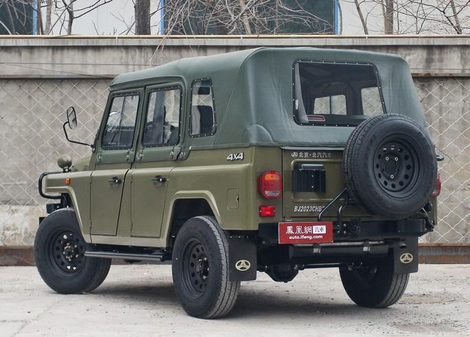 Beijing BJ212 1964 - 1987 SUV #2