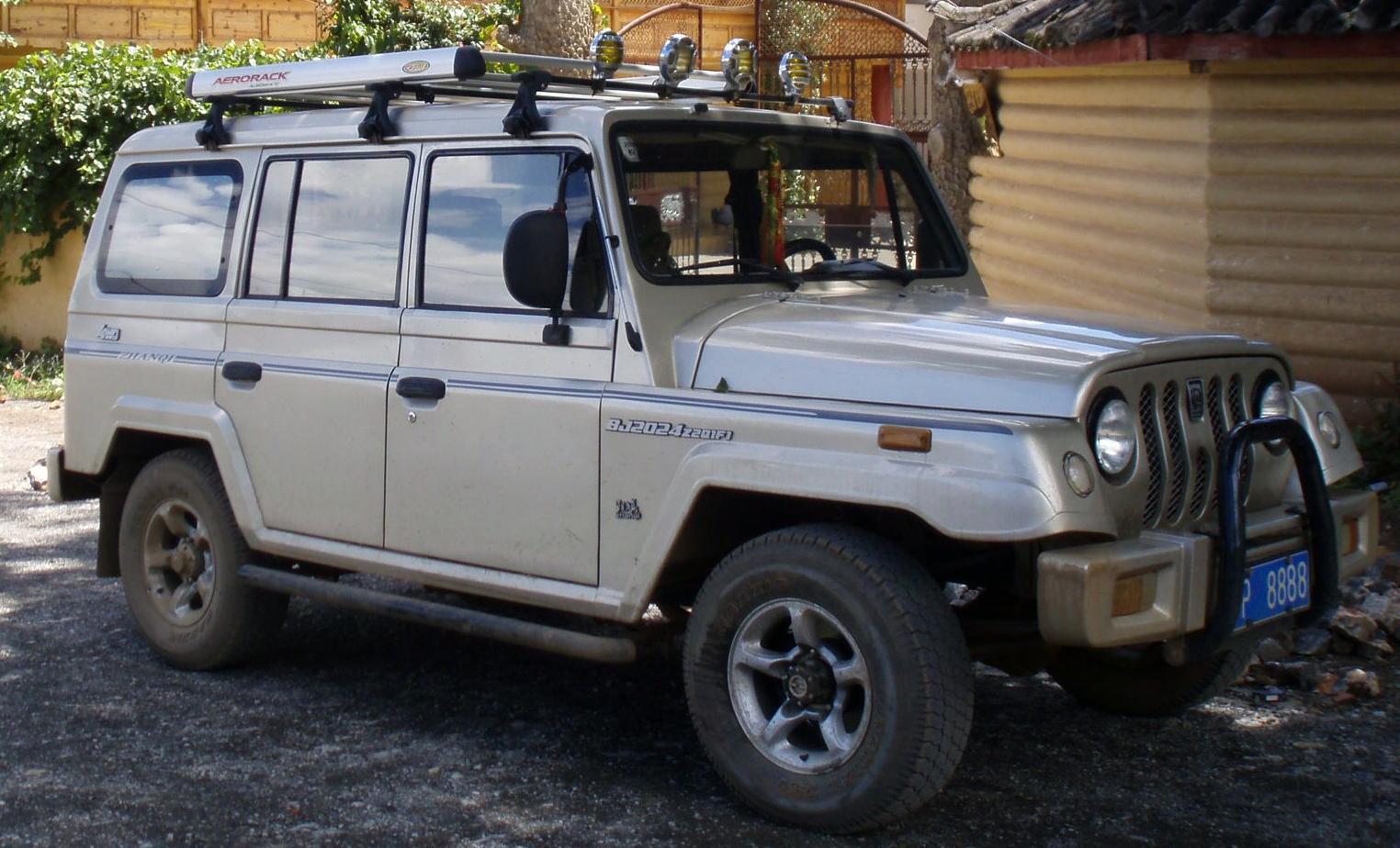 Beijing BJ212 1964 - 1987 SUV #5