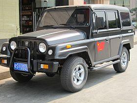 Beijing BJ212 1964 - 1987 SUV #8
