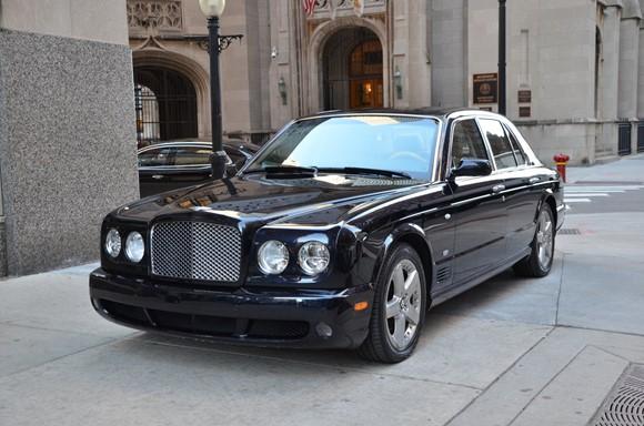 Bentley Arnage I 1998 - 2004 Sedan #4