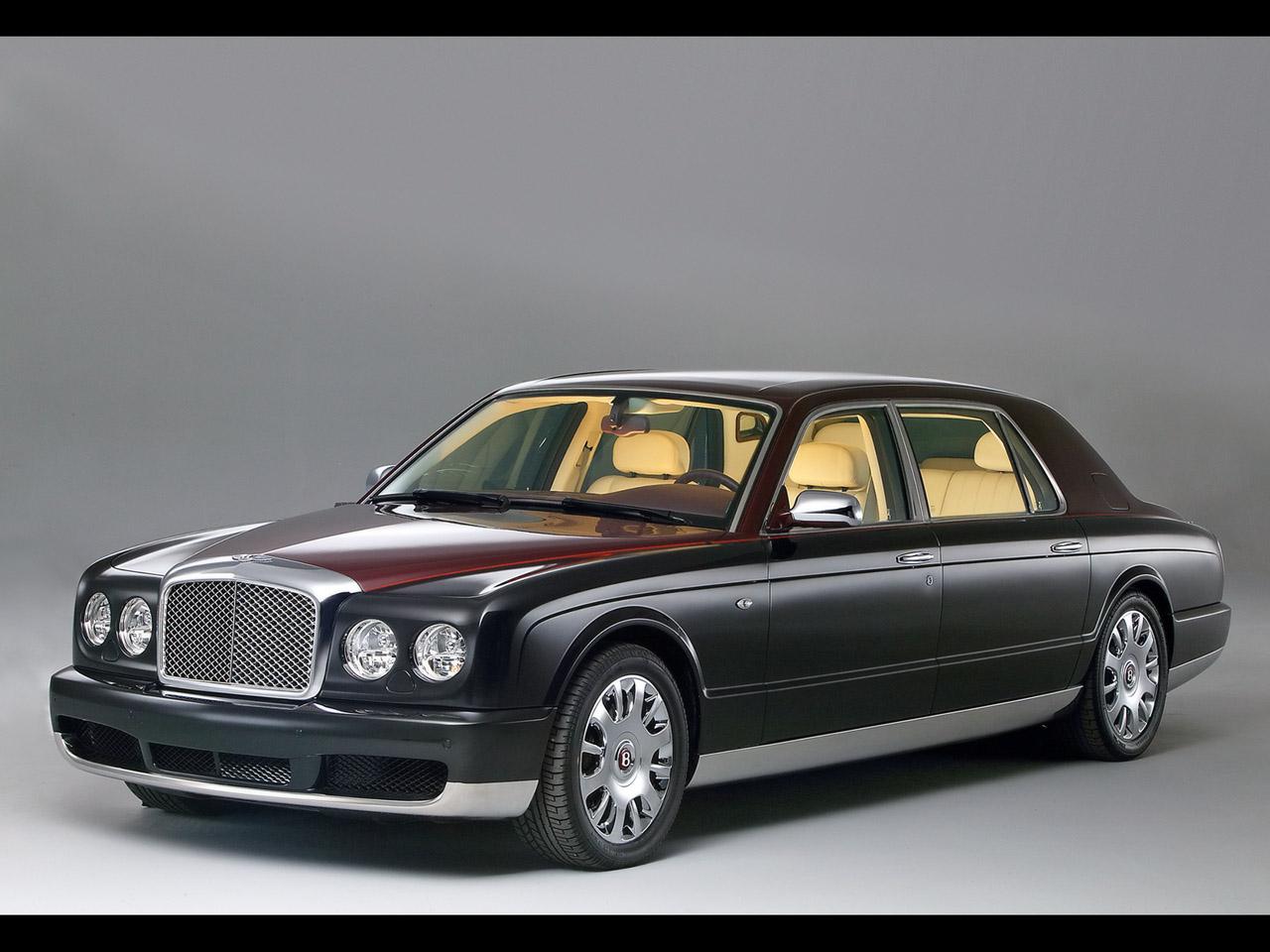 Bentley Arnage I 1998 - 2004 Sedan #1