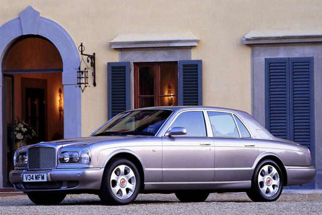 Bentley Arnage I 1998 - 2004 Sedan #6