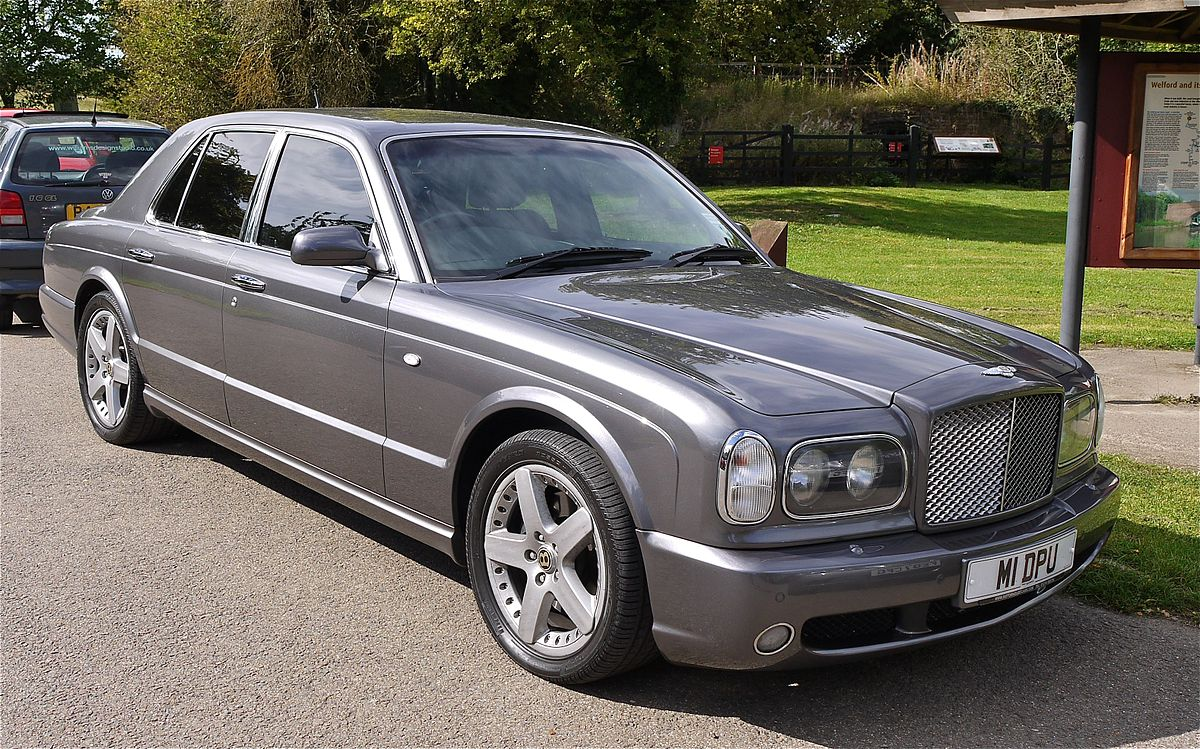 Bentley Arnage I 1998 - 2004 Sedan #7