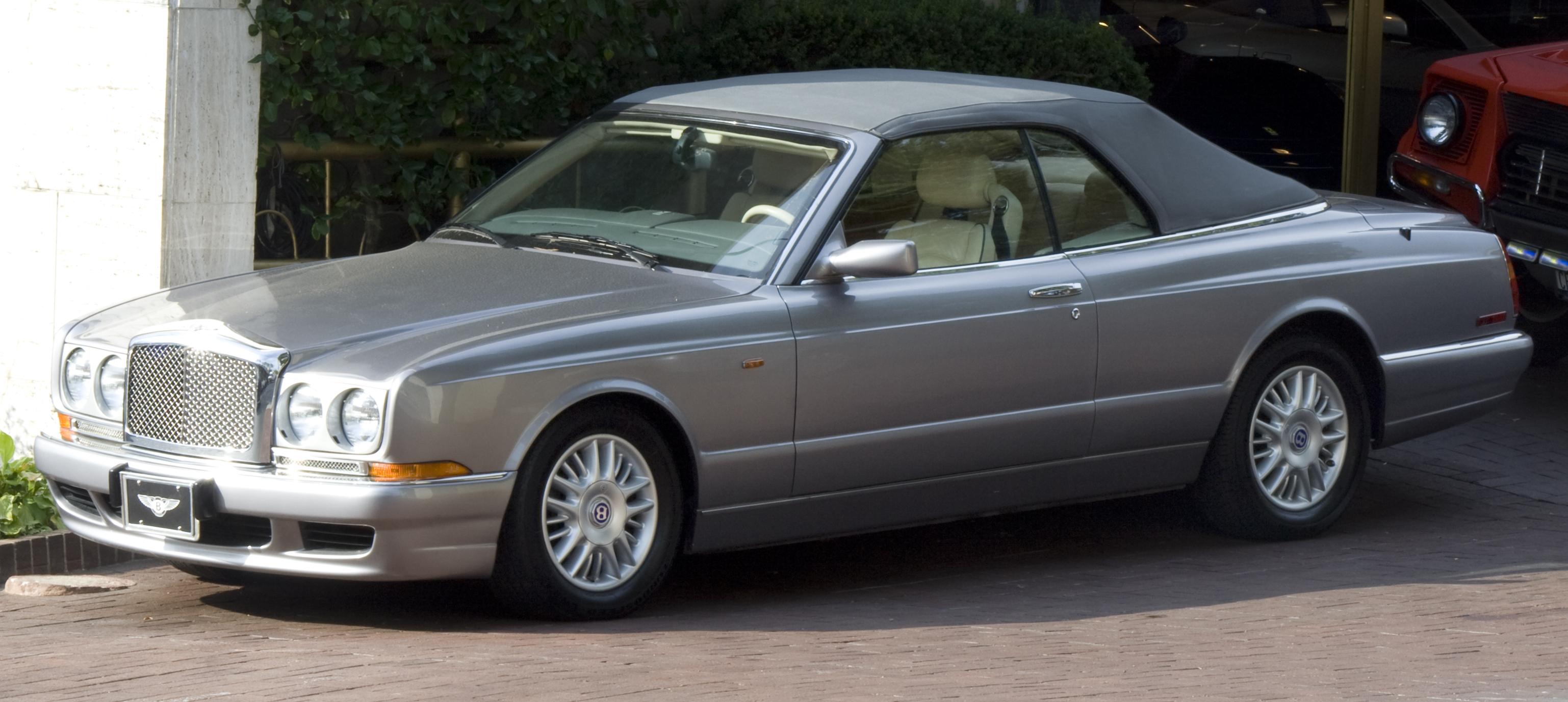 Bentley Azure I 1995 - 2003 Cabriolet #4