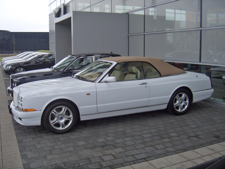 Bentley Azure I 1995 - 2003 Cabriolet #2
