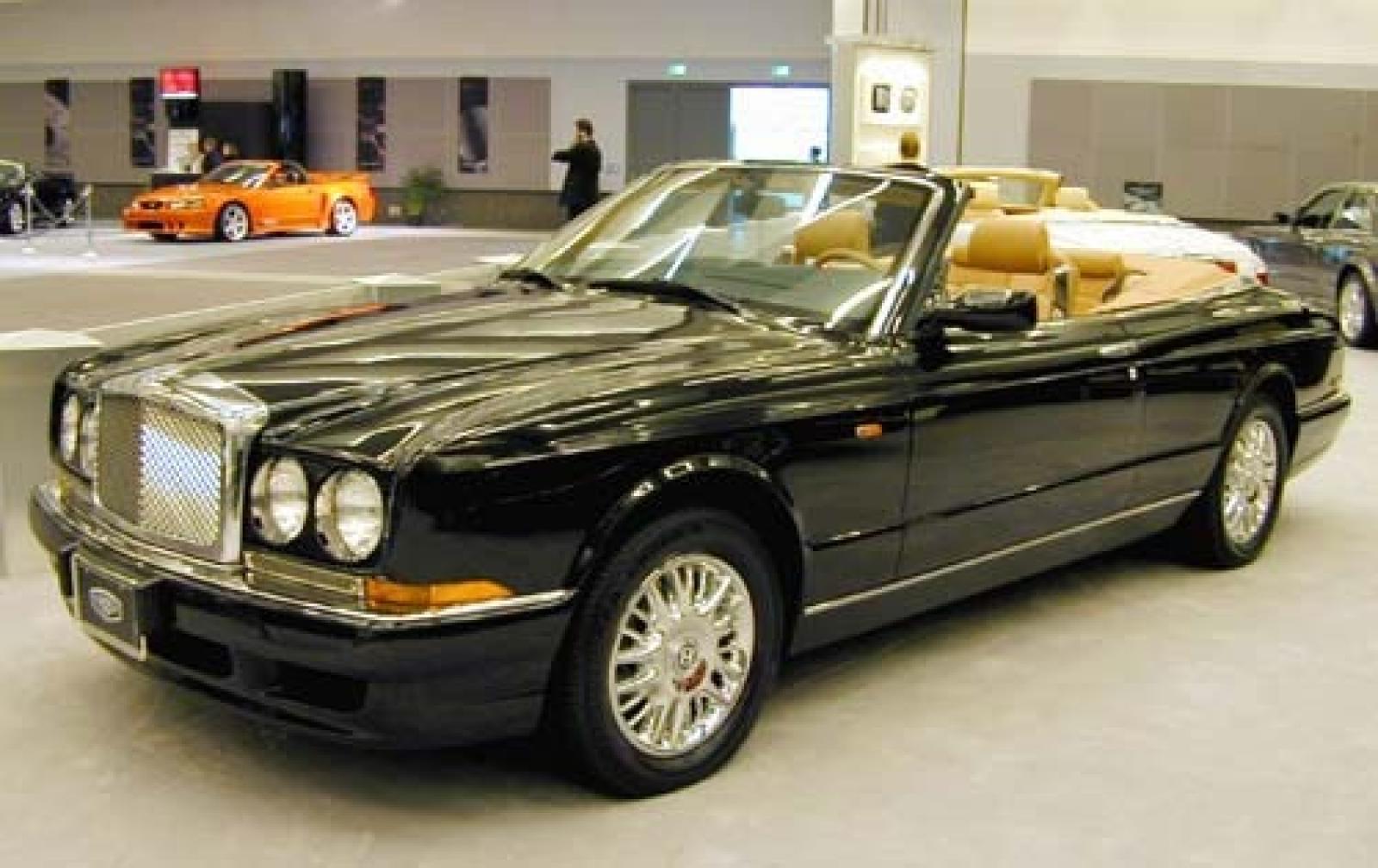 Bentley Azure I 1995 - 2003 Cabriolet #7