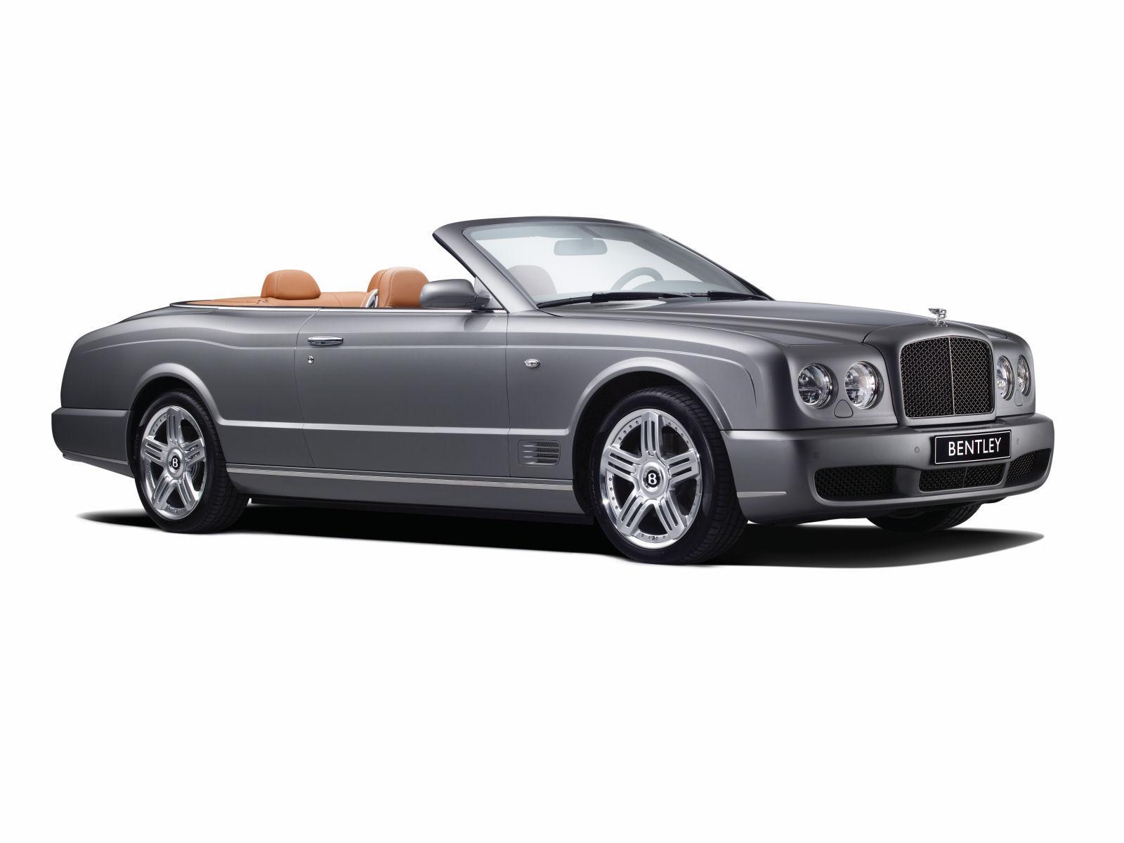 Bentley Azure II 2005 - 2009 Cabriolet #6